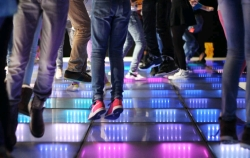 Did you know that you can produce energy by dancing or walking?