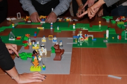 Lego® Serious Play®: a tool to better involve social stakeholders