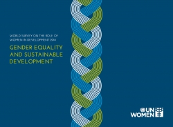 Between caring, participating and (self-)empowering: The interlinkage between gender equality and sustainable development