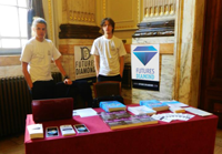 Futures Diamond Team at the CfWI Conference in London (2011)