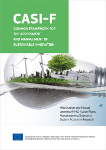CASI-F: Sustainable Innovation Framework