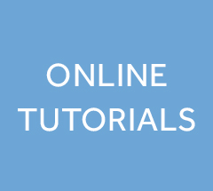 Developing and promoting online tutorials