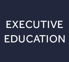 Leading and supporting executive education