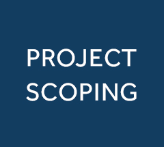 Scoping and designing research projects