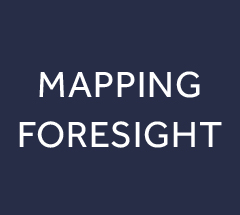 Mapping foresight projects and methods