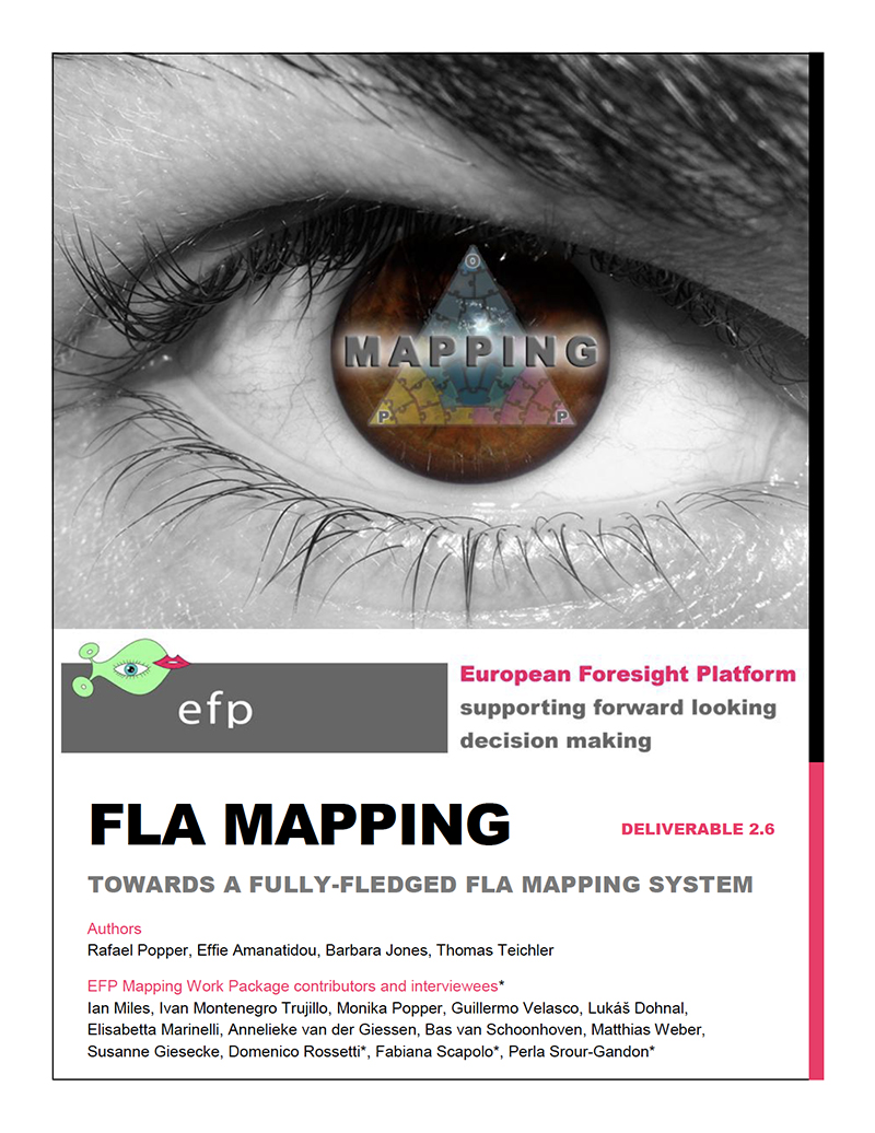 Forward-Looking Activities (FLA) Mapping