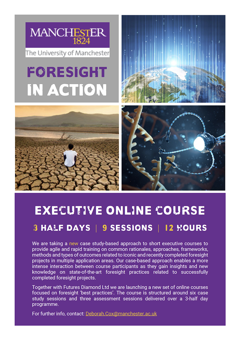 Foresight in Action Course Brochure