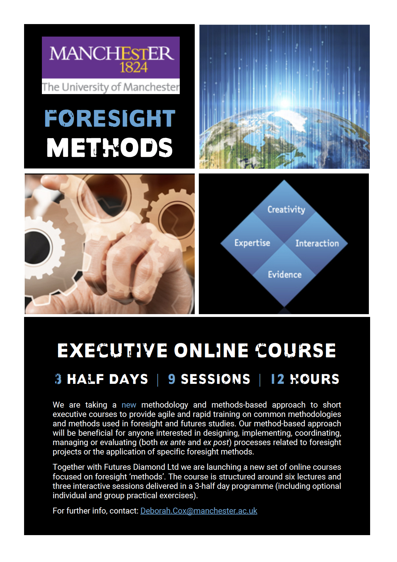 Foresight Methods Course Brochure