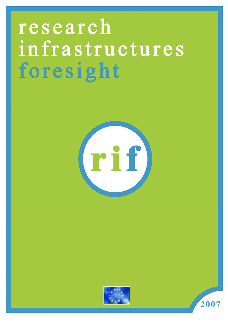 Research Infrastructures Foresight