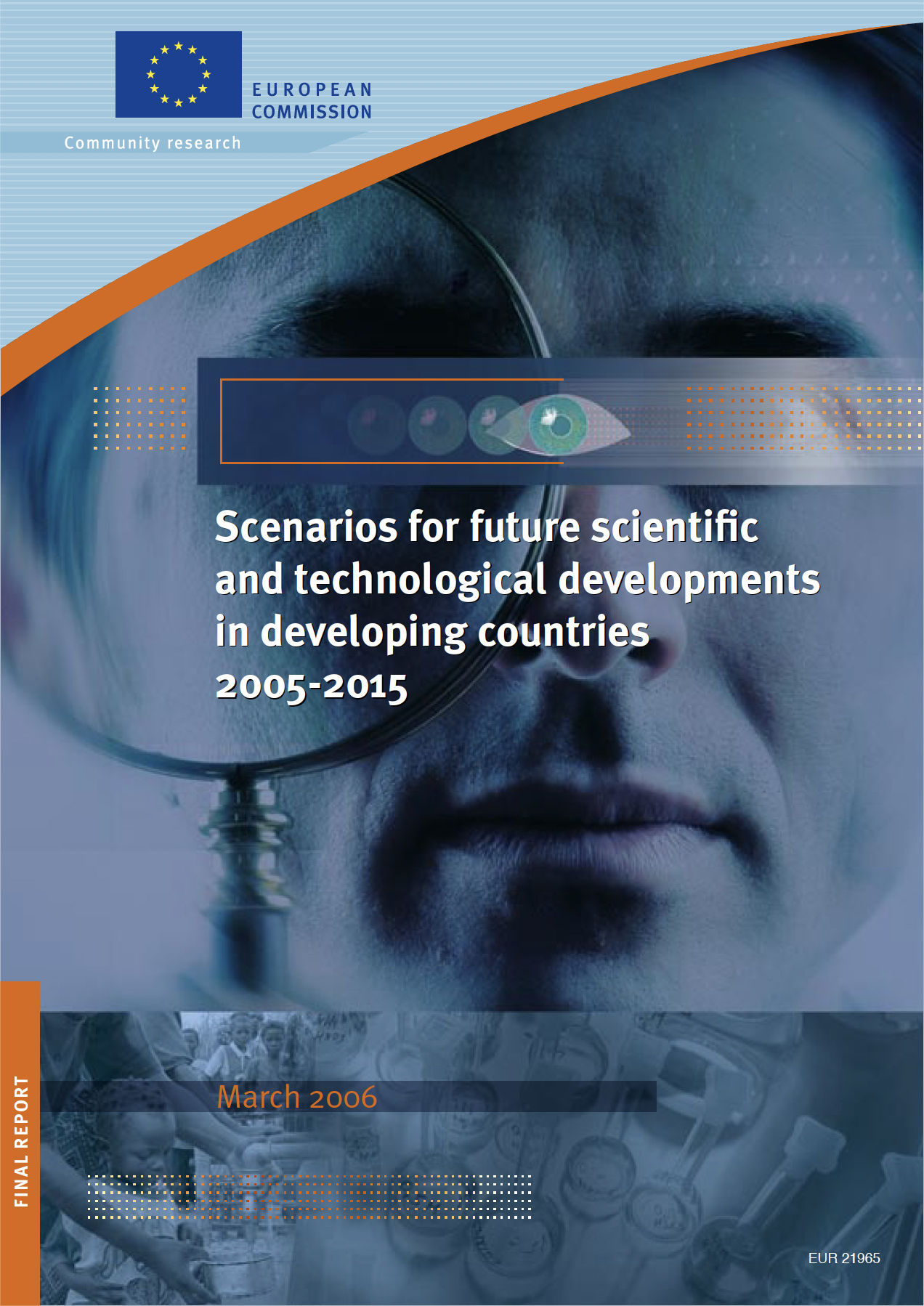 Scenarios for future scientifific and technological developments in developing countries 2005-2015