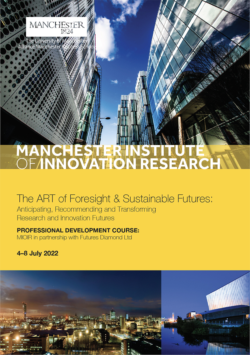 The ART of Foresight and Sustainable Futures